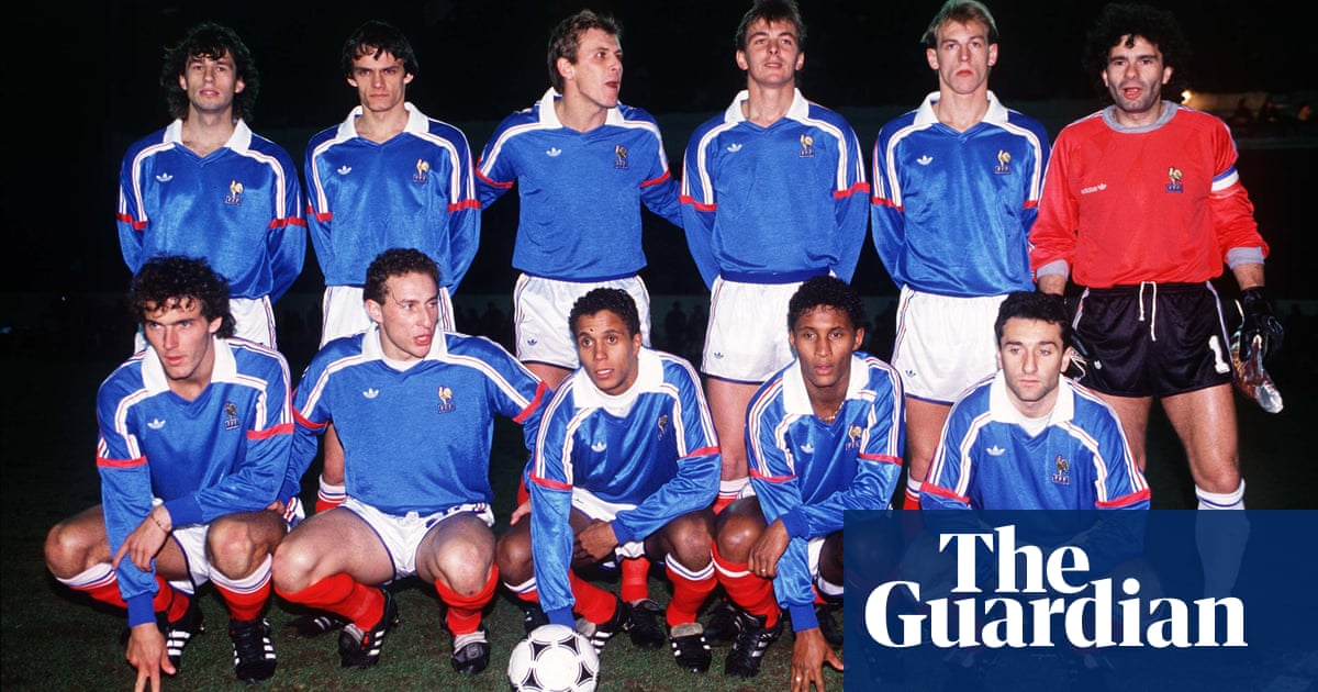 When Arsenal showed France tough love on Valentine's Day | Football