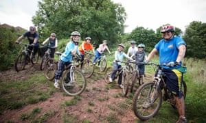 PGL adventure holidays in UK Press shot