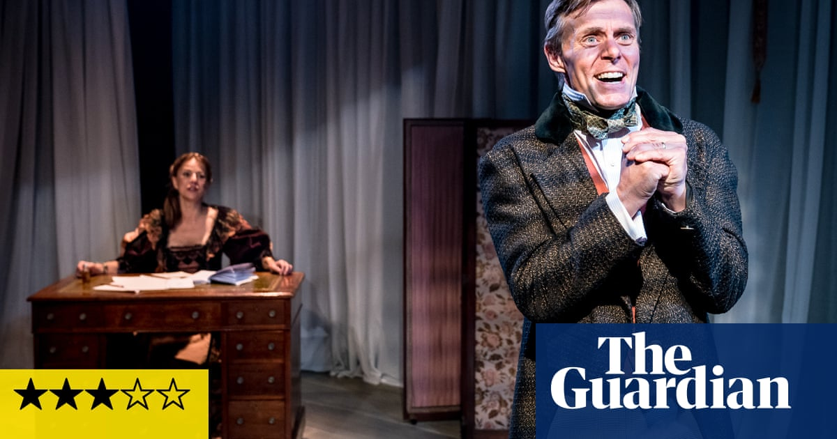 Mr and Mrs Nobody review – at home with the Pooters