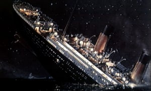 Not the disaster everyone said it would be … Titanic.