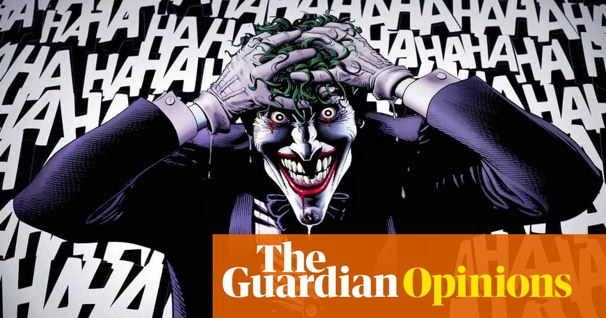 Batman's Killing Joke, and its 'edgy' rape storyline, is not a