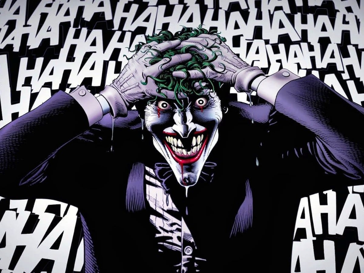 The Killing Joke at 30: what is the legacy of Alan Moore's shocking Batman  comic? | Comics and graphic novels | The Guardian