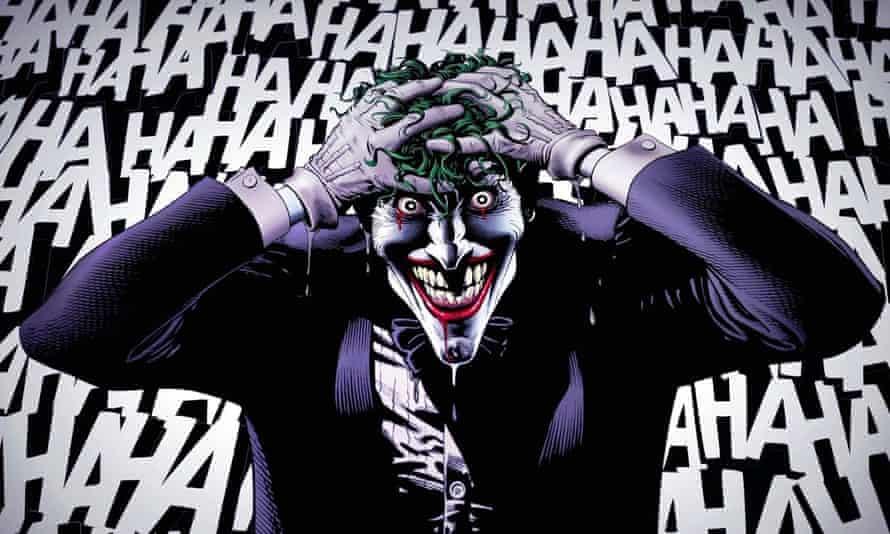The Joker in Alan Moore's The Killing Joke