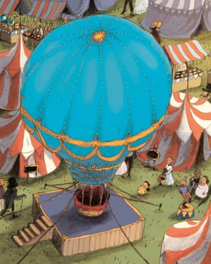 Sophie Takes to the Sky by Katherine Woodfine and Briony May Smith.