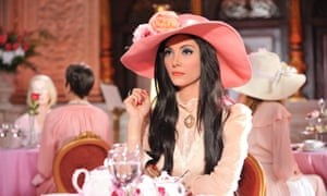 The Love Witch … bold and sly.