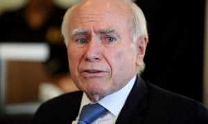 John Howard says in a character reference he has known Cardinal George Pell for 30 years and he is a person of exemplary character