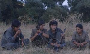Gulistan, Land of Rose looks at a brigade of female Kurdish guerrillas fighting Islamic State.