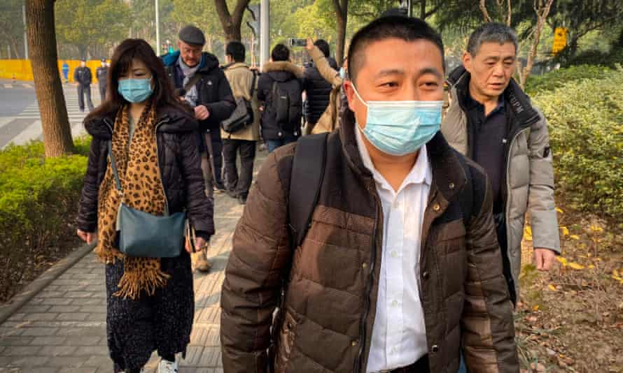 Ren Quanniu said the Chinese legal system was 'dead' after he was banned from practising law.