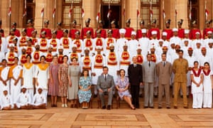 In the microcosm of that great house, I was able to explore the multiple points of view … Viceroy's House is set to star Gillian Anderson and Hugh Bonneville.