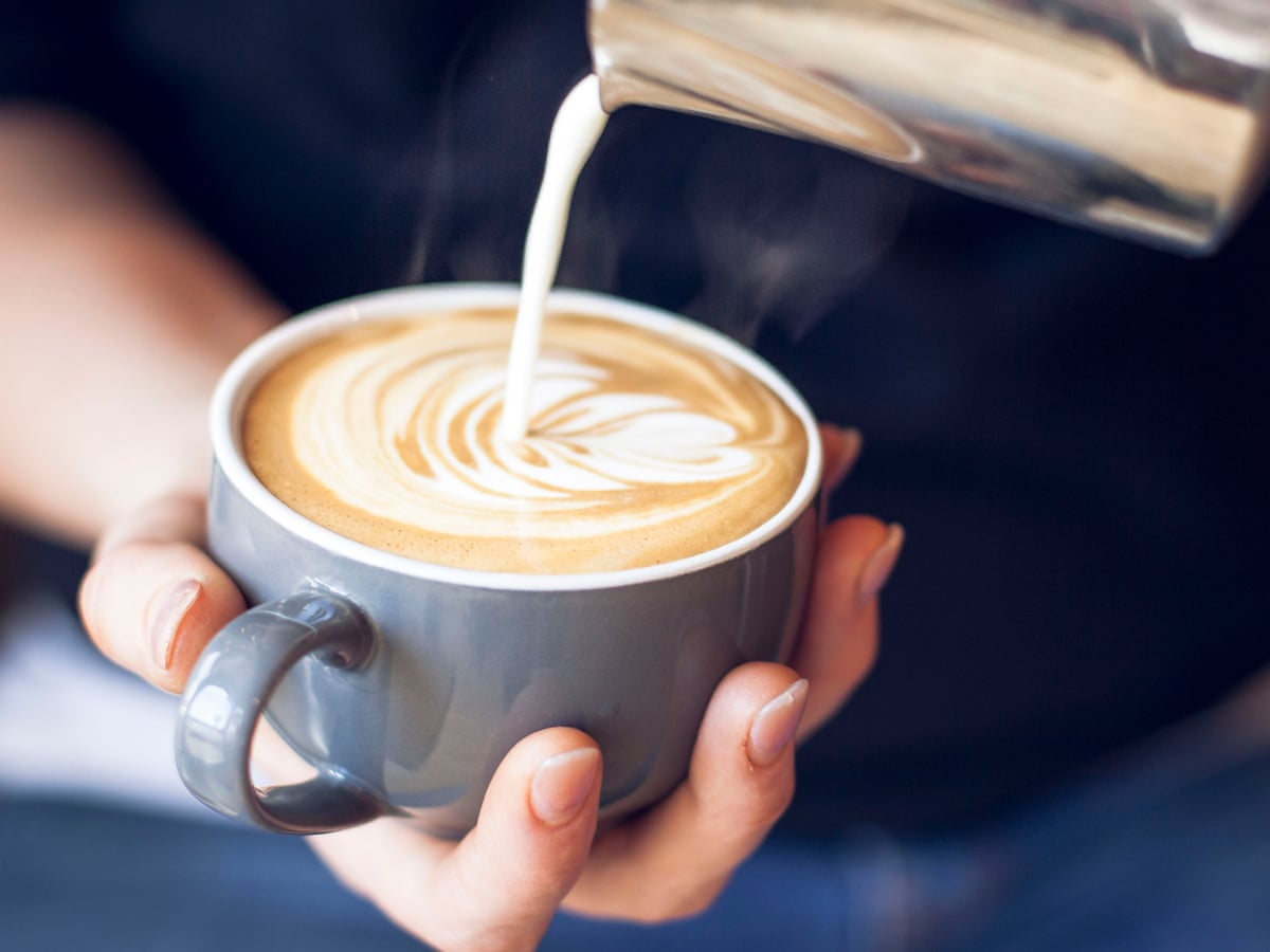Carbon cafe: what is the most sustainable coffee order?   Food   The Guardian