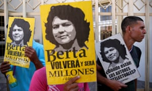 Berta Kim >> Berta Caceres Murder Trial Plagued By Allegations Of Cover Ups Set