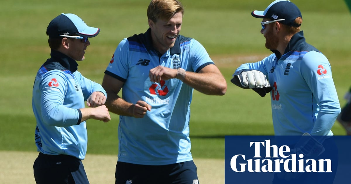 Im in love with the game again: Willey shines to bury England World Cup snub