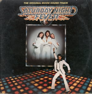 The multi-million-selling soundtrack album featured hits from the Bee Gees and topped the US chart for 24 consecutive weeks.