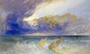 Sea View (c. 1826) by JMW Turner