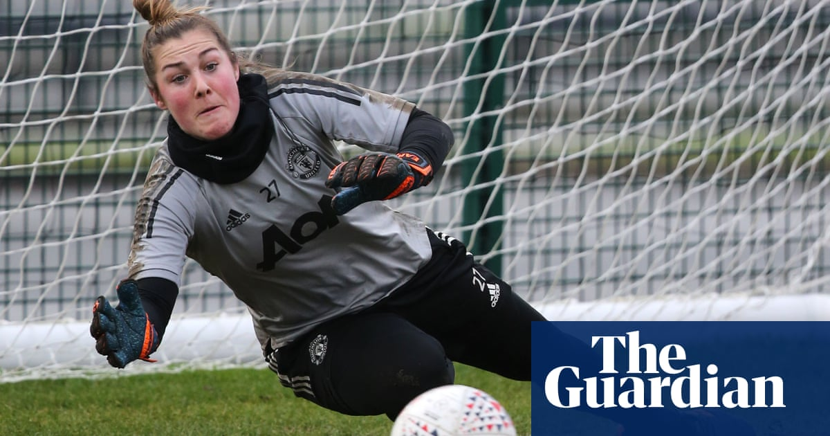 Manchester Uniteds Mary Earps: I know I'm not everyone's cup of tea
