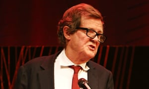 David Hare, whose play imagines George Osborne having a crisis of confidence in the free market.