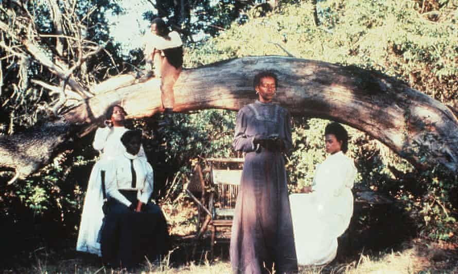 Daughters of the Dust … the style may have influenced Beyoncé's Formation video.