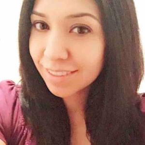 Rocio Guillen Rocha. A victim of the Las Vegas mass shooting on 2 October 2017.