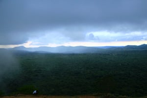 Sri Lanka is rich in tropical forests