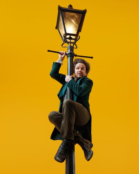 Rory Kinnear in Young Marx.