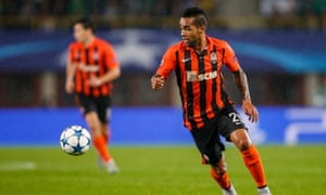 Alex Teixeira scored 89 times in 223 appearances for Shakhtar Donetsk and becomes the third big arrival in China in the past fortnight.