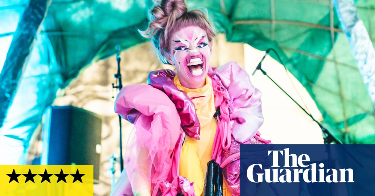 Supersonic review – giant monsters and ghoul-sponge at UKs best small festival