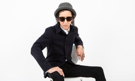 'A mohair-suited Proust': John Cooper Clarke in 2018