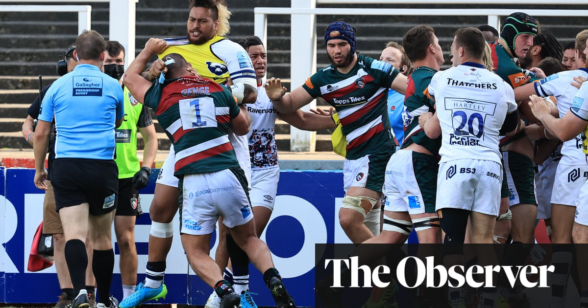 Bristol secure home semi-final with controversial win over Leicester