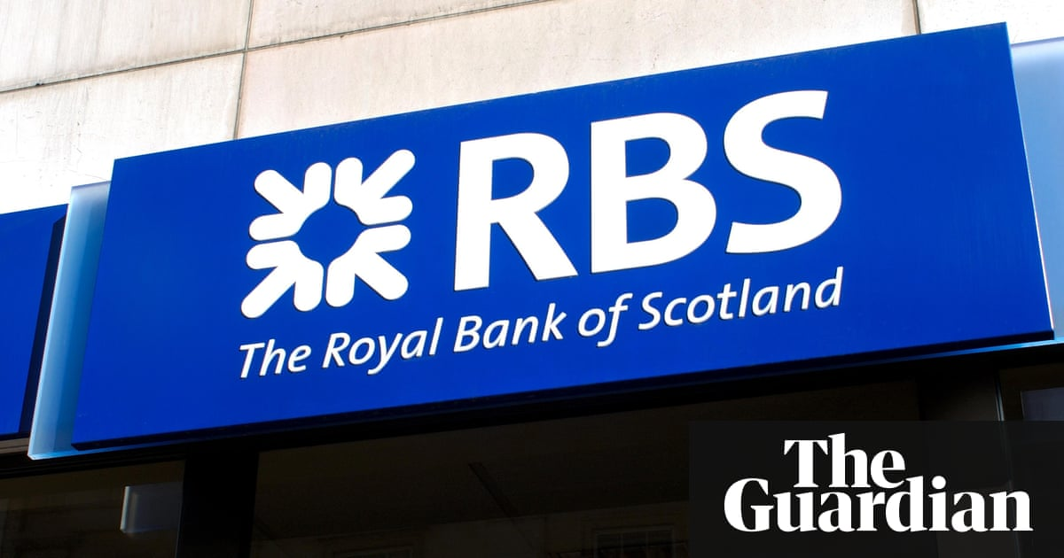 RBS to charge major financial institutions for holding their cash ...