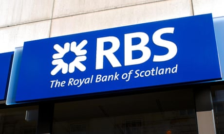 RBS to charge major financial institutions for holding their cash