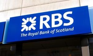 An RBS branch sign