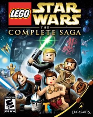 Portentous … the Lego Star Wars videogame series.