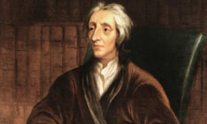 Sir Godfrey Kneller's painting of John Locke, who taught us to 'think for ourselves'