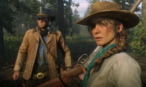 Many readers said Red Dead Redemption 2 was their game of 2018.