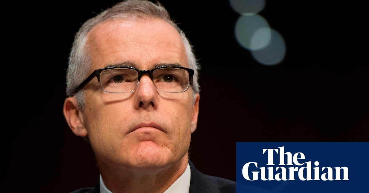 Image result for Hints and Allegations: Trump vs McCabe