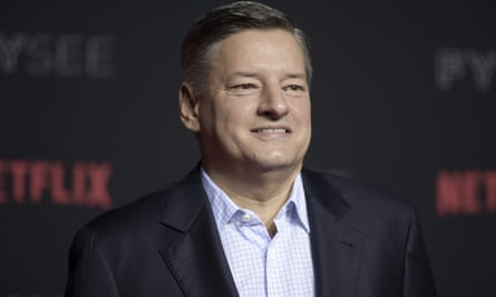 Netflix's Ted Sarandos suggested his company could pull out Georgia.