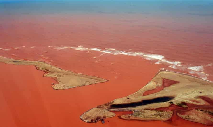 November 2015: The Doce River in Brazil flooded with toxic lama after a dam owned by Brazilian Vale SA and Australian BHP Billiton Ltd burst.
