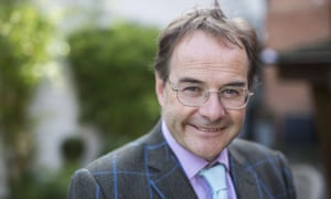 Quentin Letts pictured at the Henley literary festival in 2016.