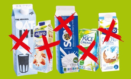 Dairy farmers argue that plant- and nut-based products using the name 'milk' risks confusing consumers.