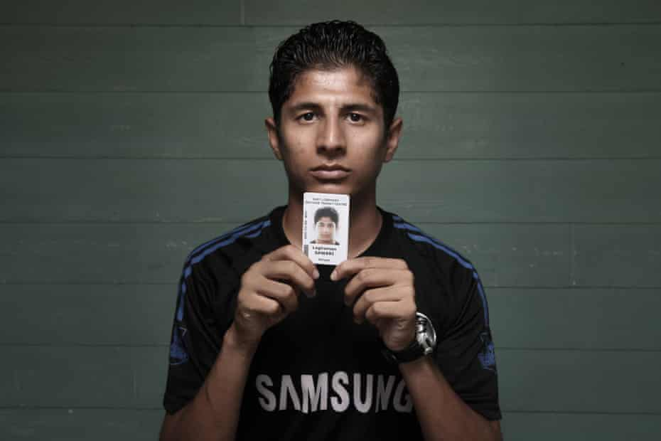 A member of the Ahwazi Arab ethnic minority, Loghaman Sawari fled Iran almost eight years ago when he was 17. Today he remains in detention in Australia.