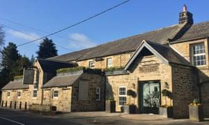 Khách sạn và nhà hàng Battlestead, Northumberland, Anh, Anh
