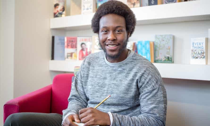 Caleb Femi, the new Young People's Laureate for London
