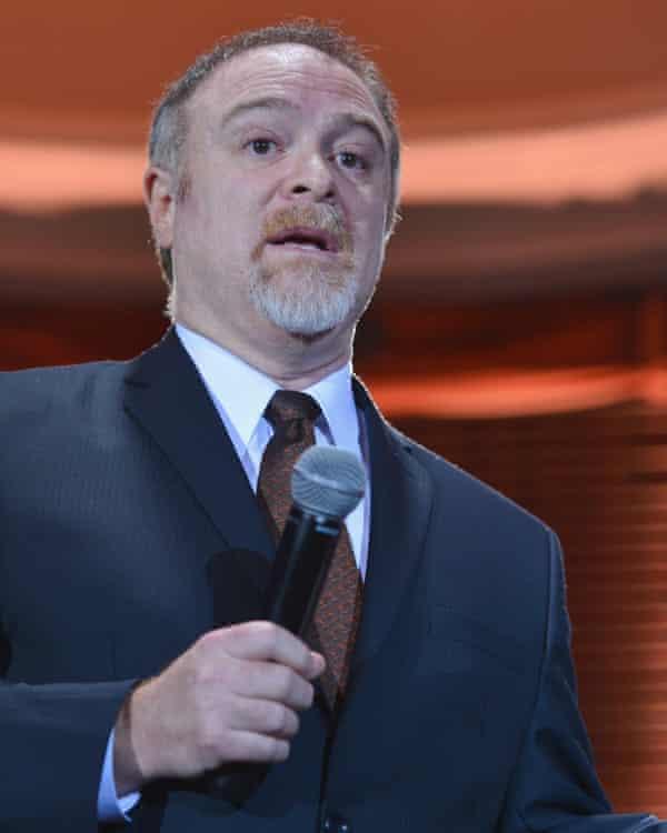 Dr Steven Zeitels in 2013.