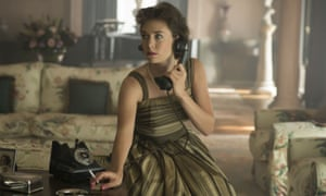 Vanessa Kirby in The Crown.