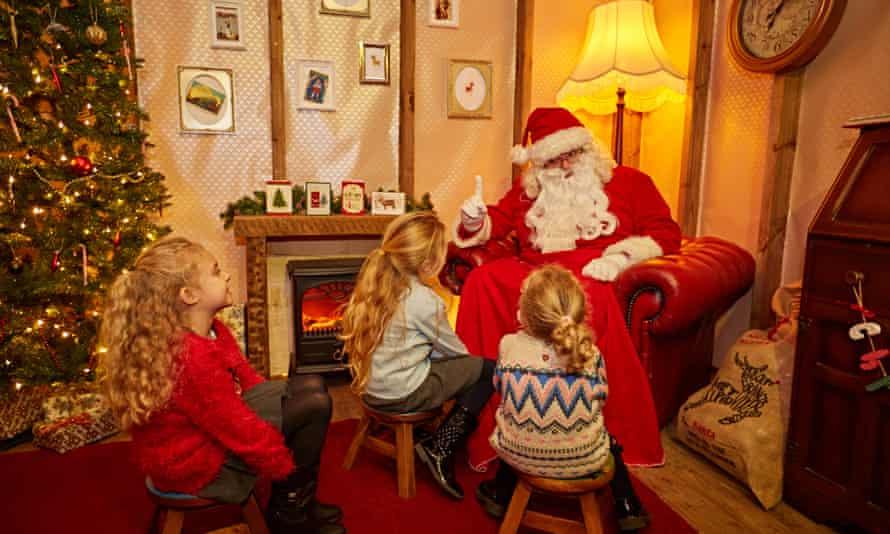 Santa's Sweet Adventure, York's Chocolate Story