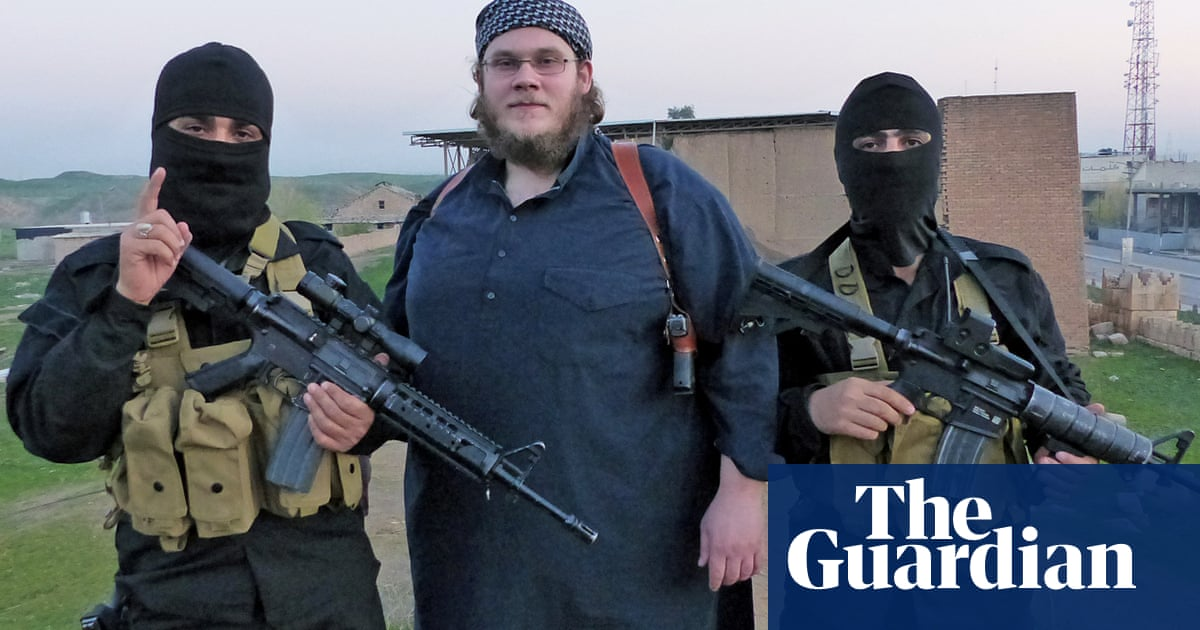 into the heart of terror behind isis lines world news the guardian - Jurgen Todenhofer Lebenslauf