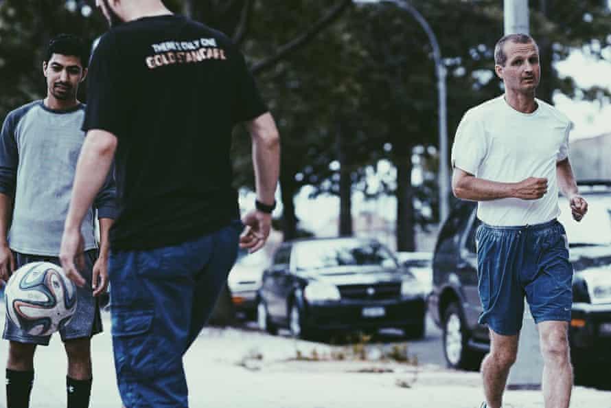 Ashprihanal Aalto runs the Self-Transcendence 3100 Mile Race in New York