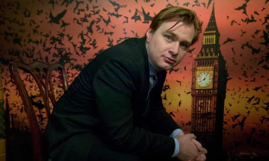 Christopher Nolan, director of the film Batman Returns