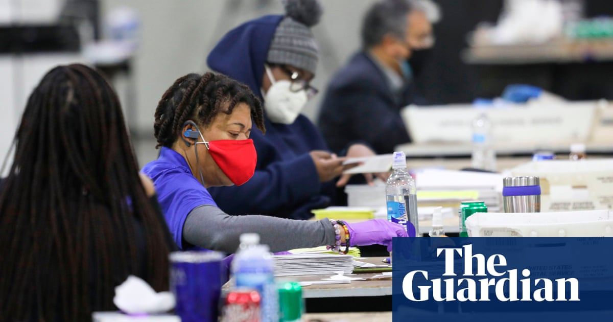 Landmark US bill to 'stop voter suppression' passes first hurdle in House