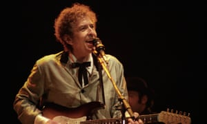 Bob Dylan … Subject of literary study for decades.